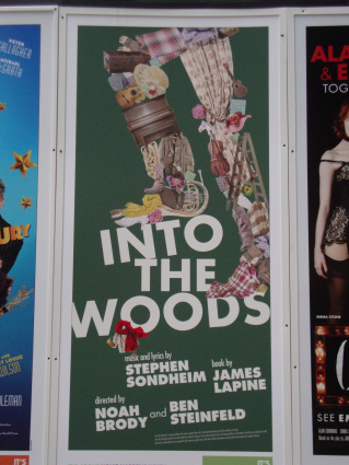 Into the Woods, Roundabout Theatre Company