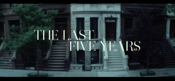 The Last Five Years movie