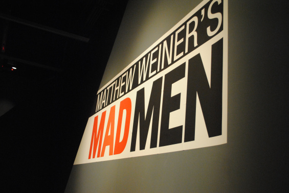Mad Men at the Museum of the Moving Image