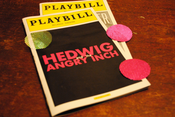 Hedwig and the Angry Inch program