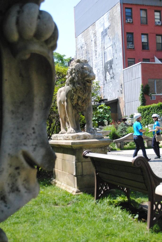 Elizabeth Street Garden 1