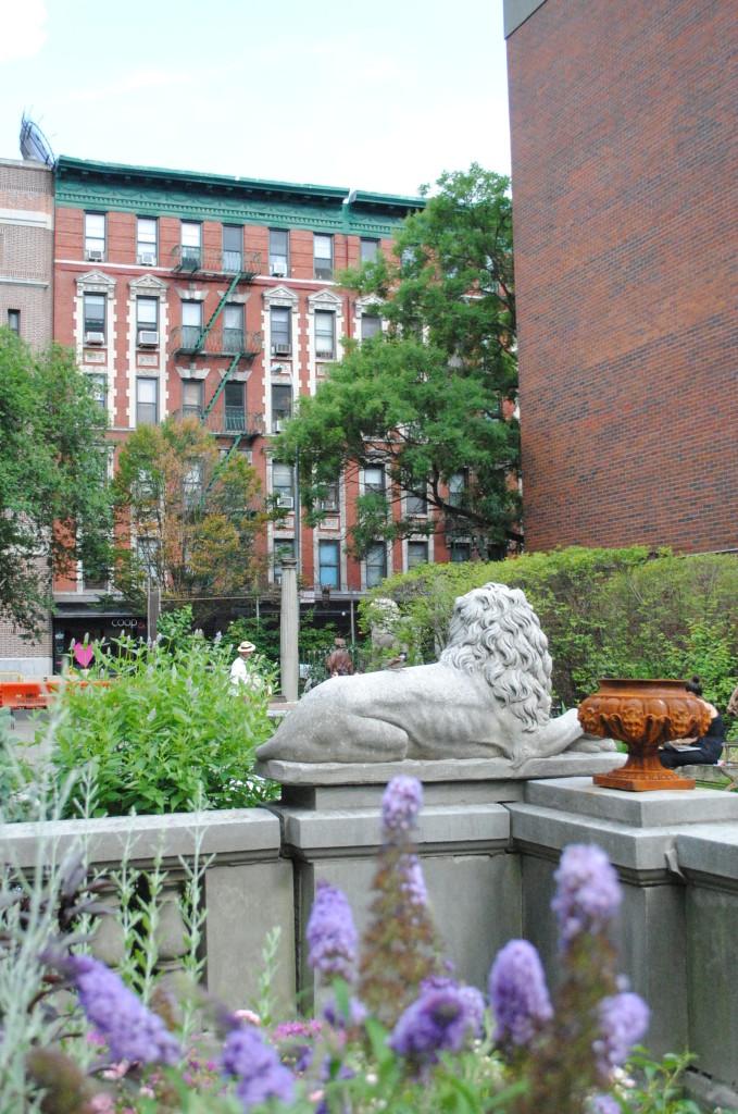 Elizabeth Street Garden 4